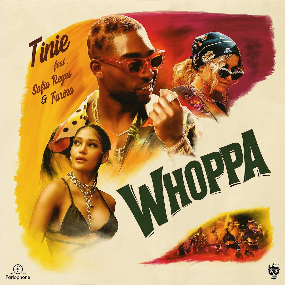 Tinie - Whoppa (feat. Sofia Reyes and Farina) [Official Video]