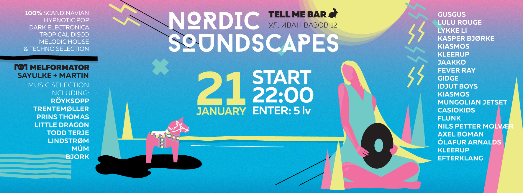 Nordic Soundscapes vol.2