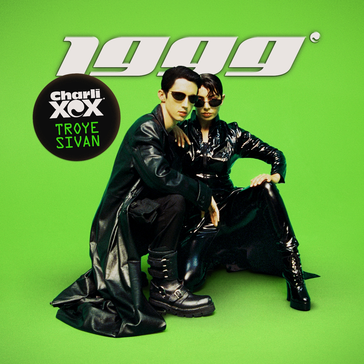 Charli XCX & Troye Sivan - 1999 [Official Audio]
