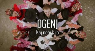 """Ogenj & FA """"Koprivnica"""" - Kaj nebi bilo (Official Music Video)"""