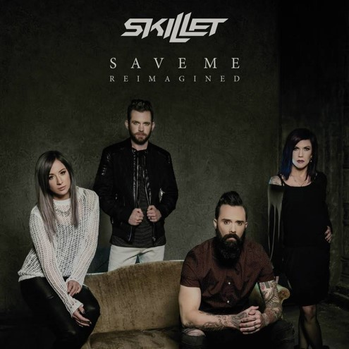 Skillet - Save Me (Reimagined) [Official Audio]