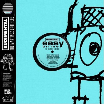 Rudimental & The Martinez Brothers – Easy On Me (Visualiser)