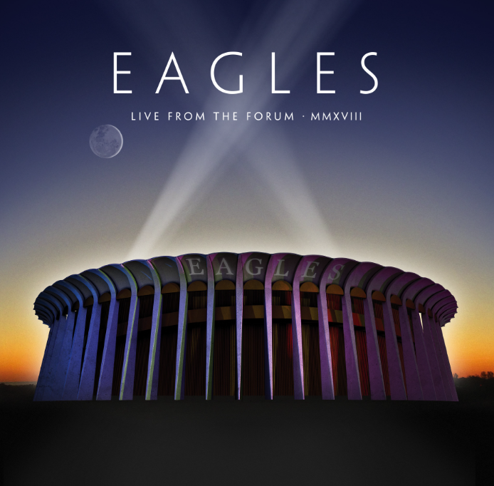 Eagles NEW Live Show Coming to CD, Vinyl, DVD... and ESPN