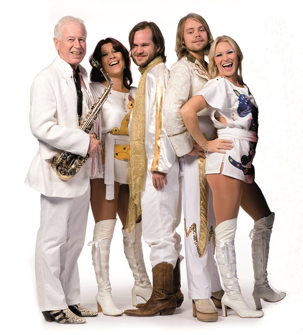 Abba Show in Bulgaria