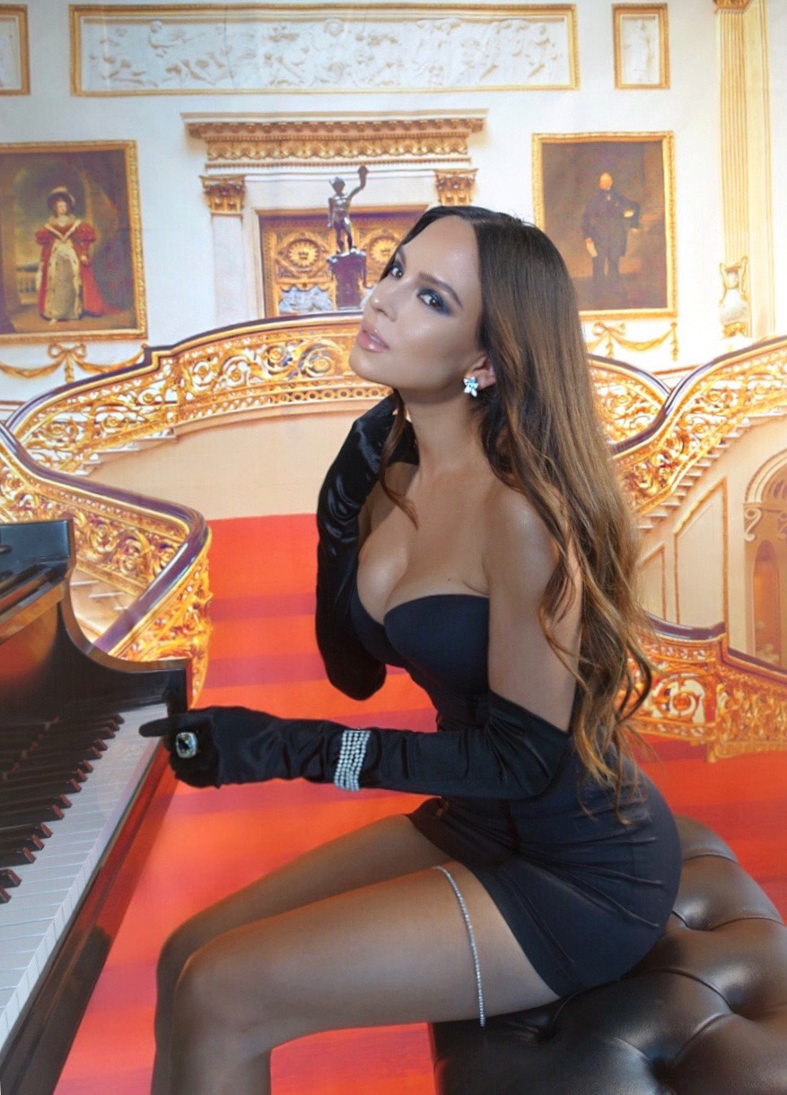 Lola Astanova for the first time in Sofia