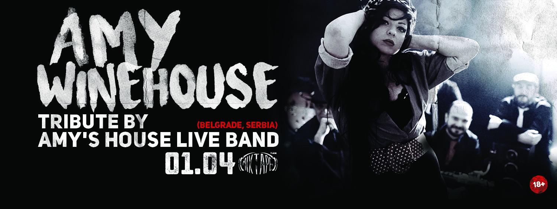 Вижте видео визитката на Amy's House Tribute Band