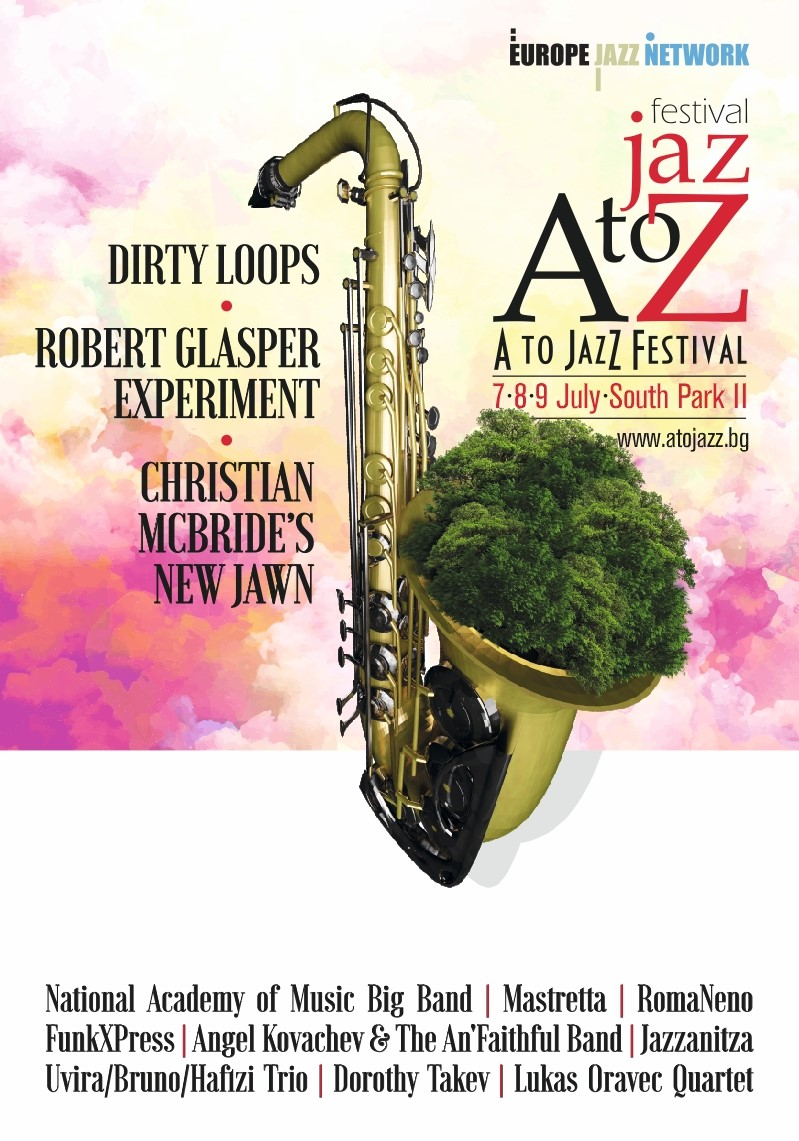 The best time of the year is coming – A to Jazz 2017