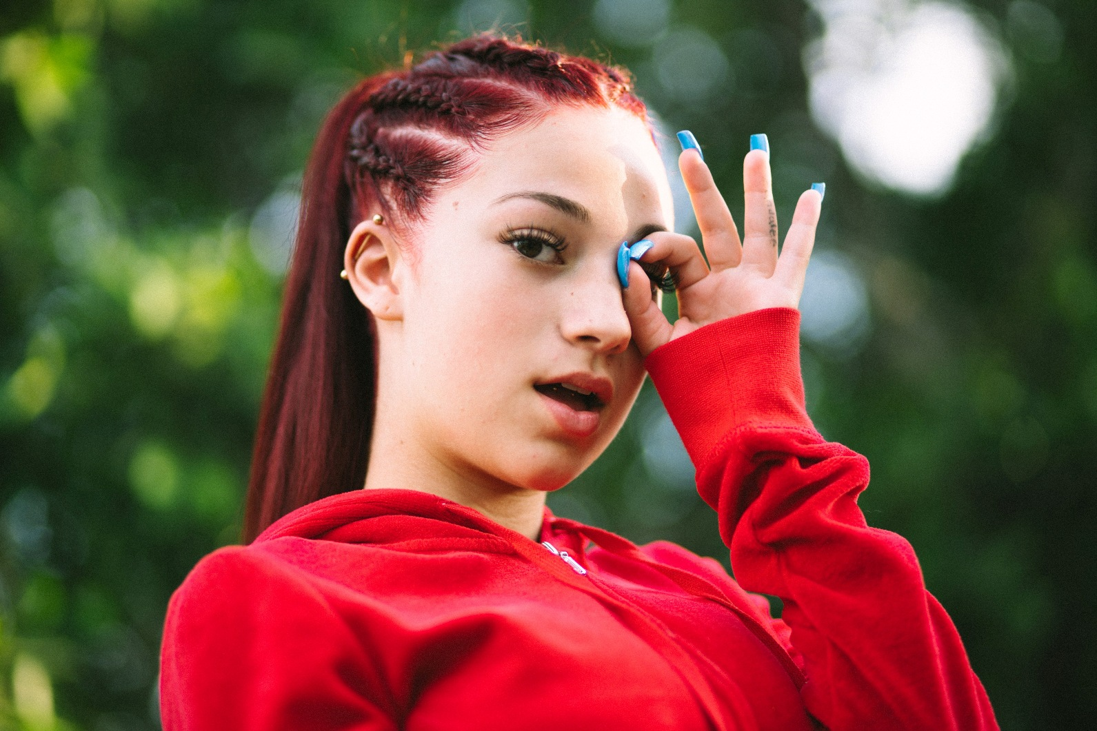 bhad bhabie signs deal with atlantic records music tour