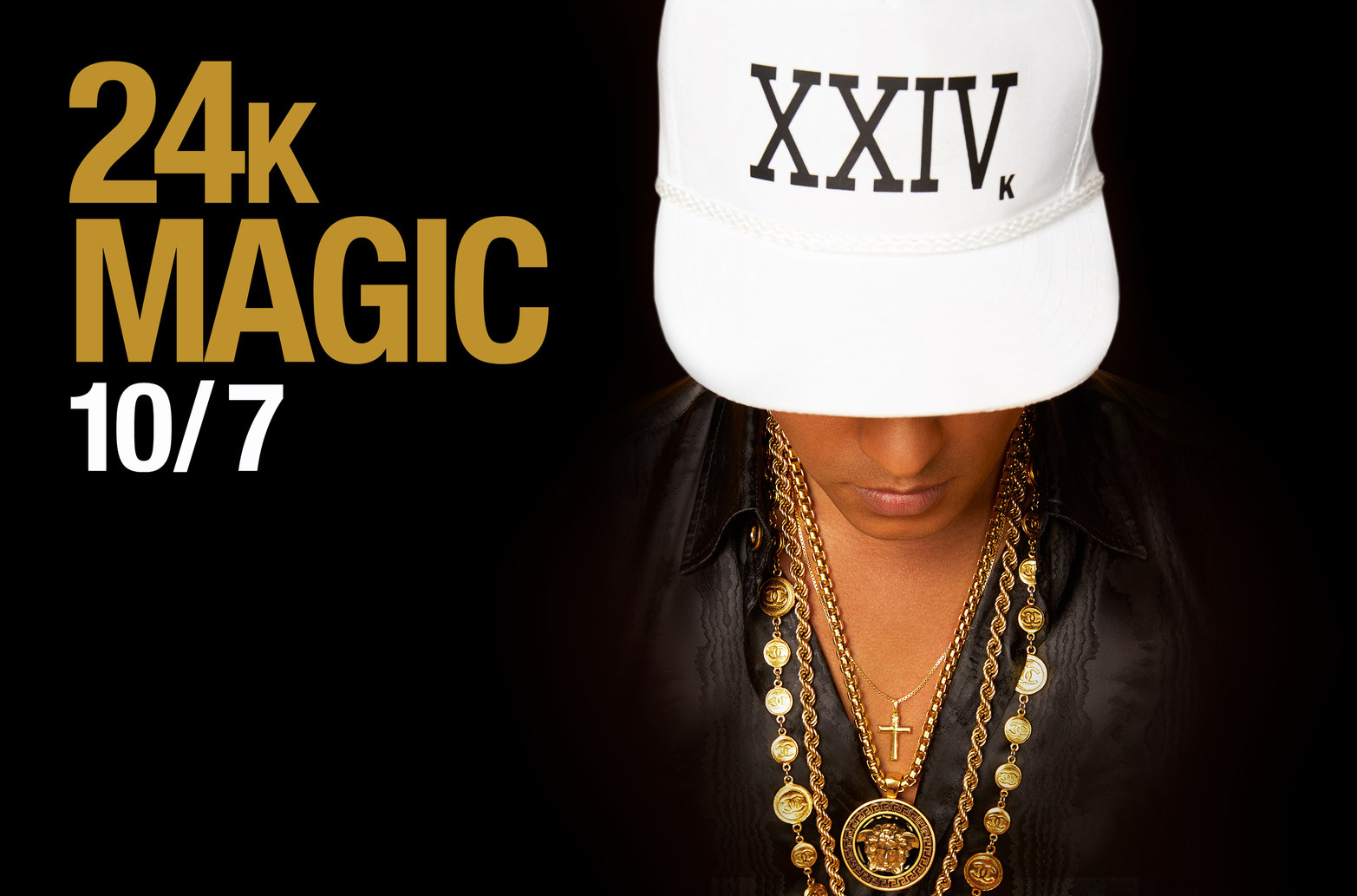 Bruno Mars announces THE 24K MAGIC WORLD TOUR
