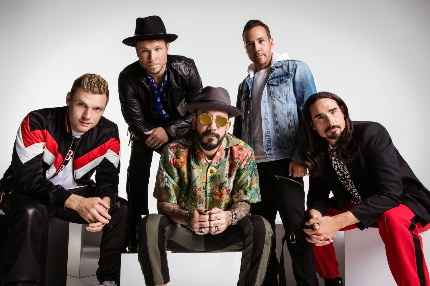 Backstreet Boys Score First No. 1 Album in Nearly 20 Years on Billboard 200 Chart With 'DNA'