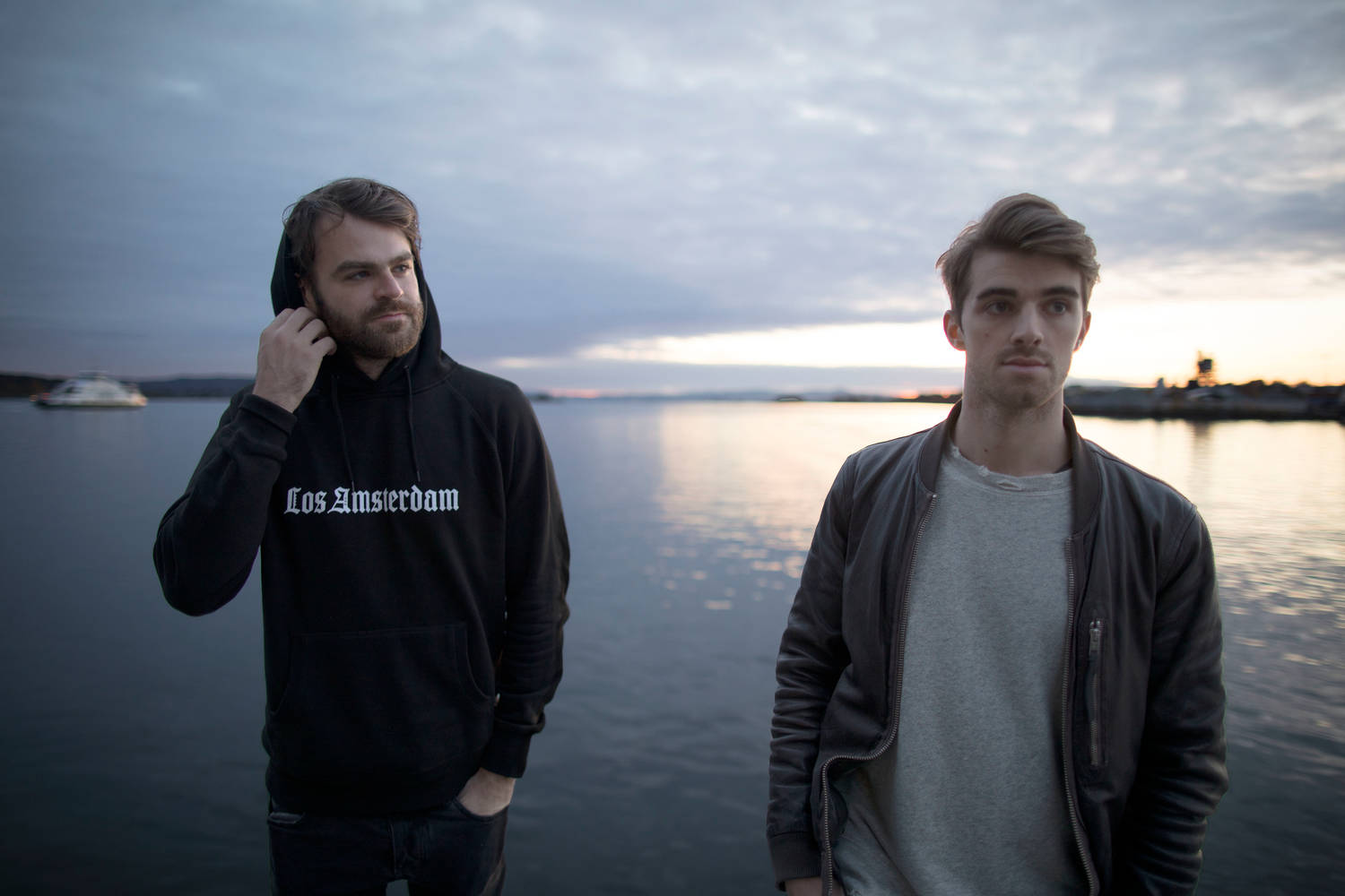 The Chainsmokers release new single 'Paris'