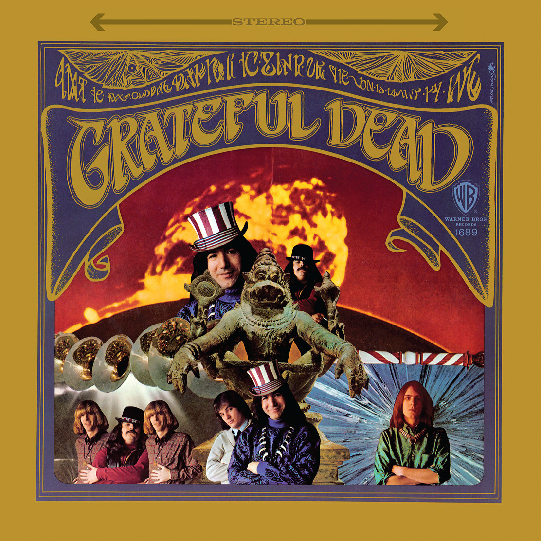Grateful Dead Launching 50th Anniversary Album Reissue Series Next Year