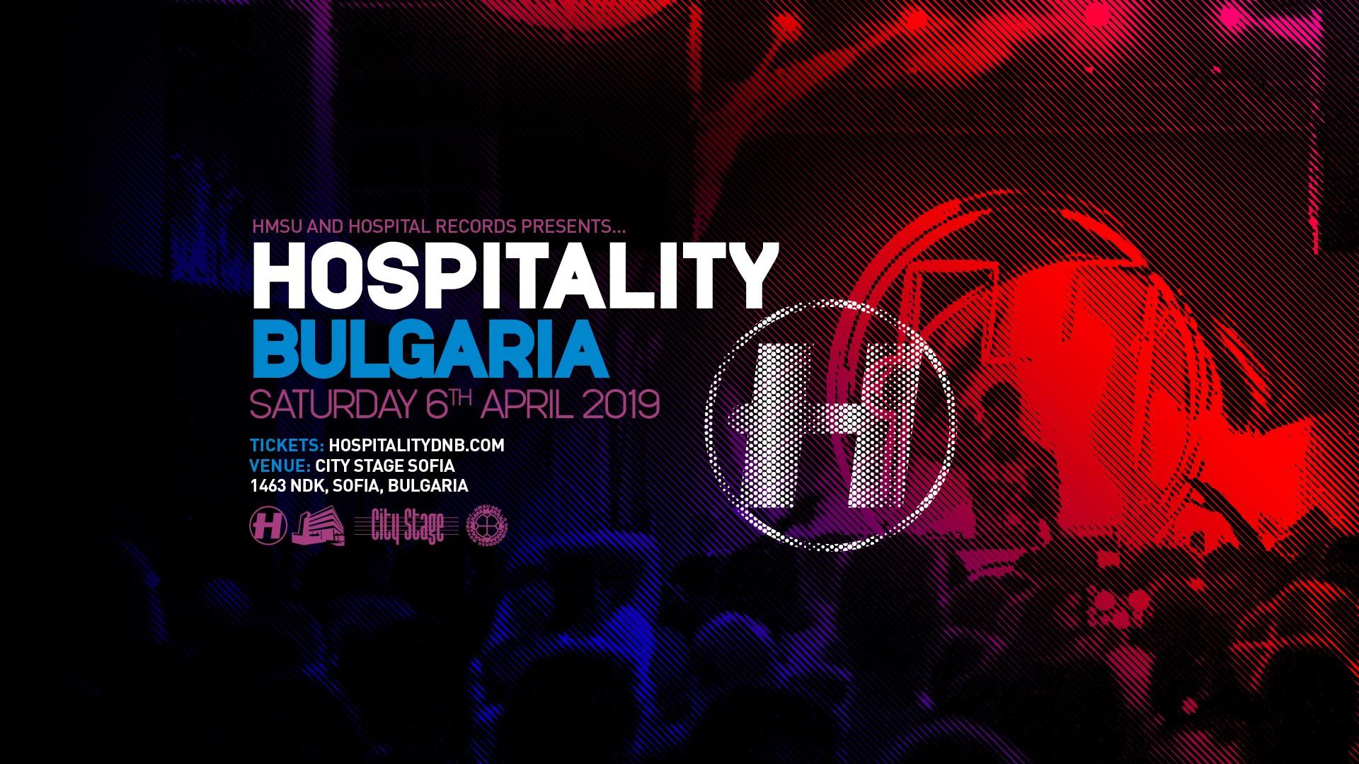 HMSU presents: Hospitality Bulgaria 2019