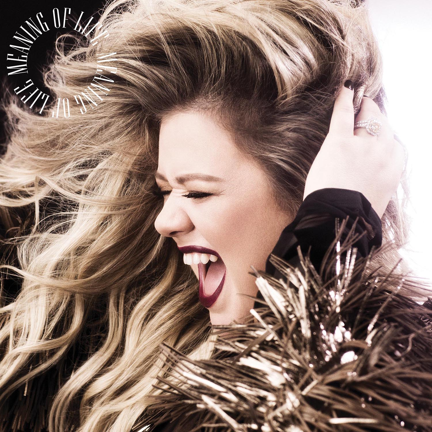 """KELLY CLARKSON REVEALS """"MEANING OF LIFE"""""""