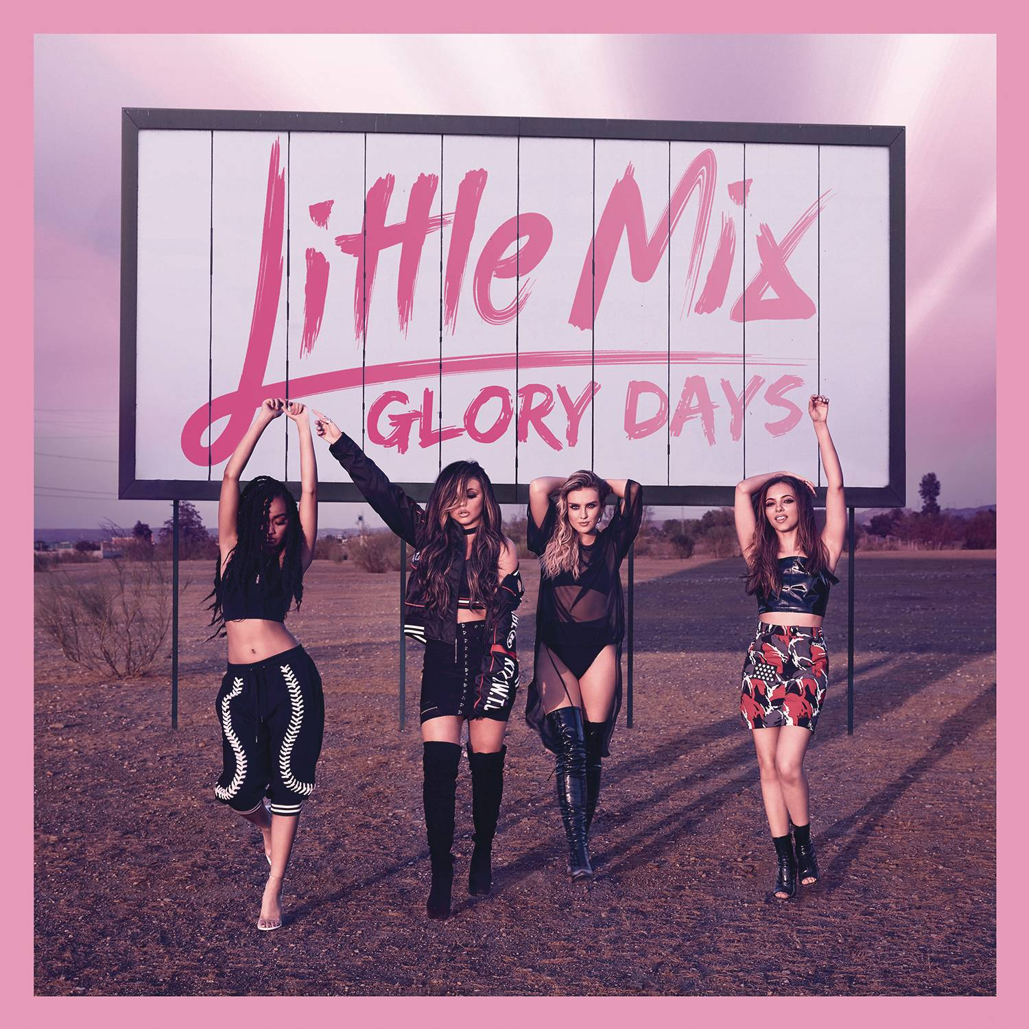 Little Mix's New Album 'Glory Days' Is Out Now!