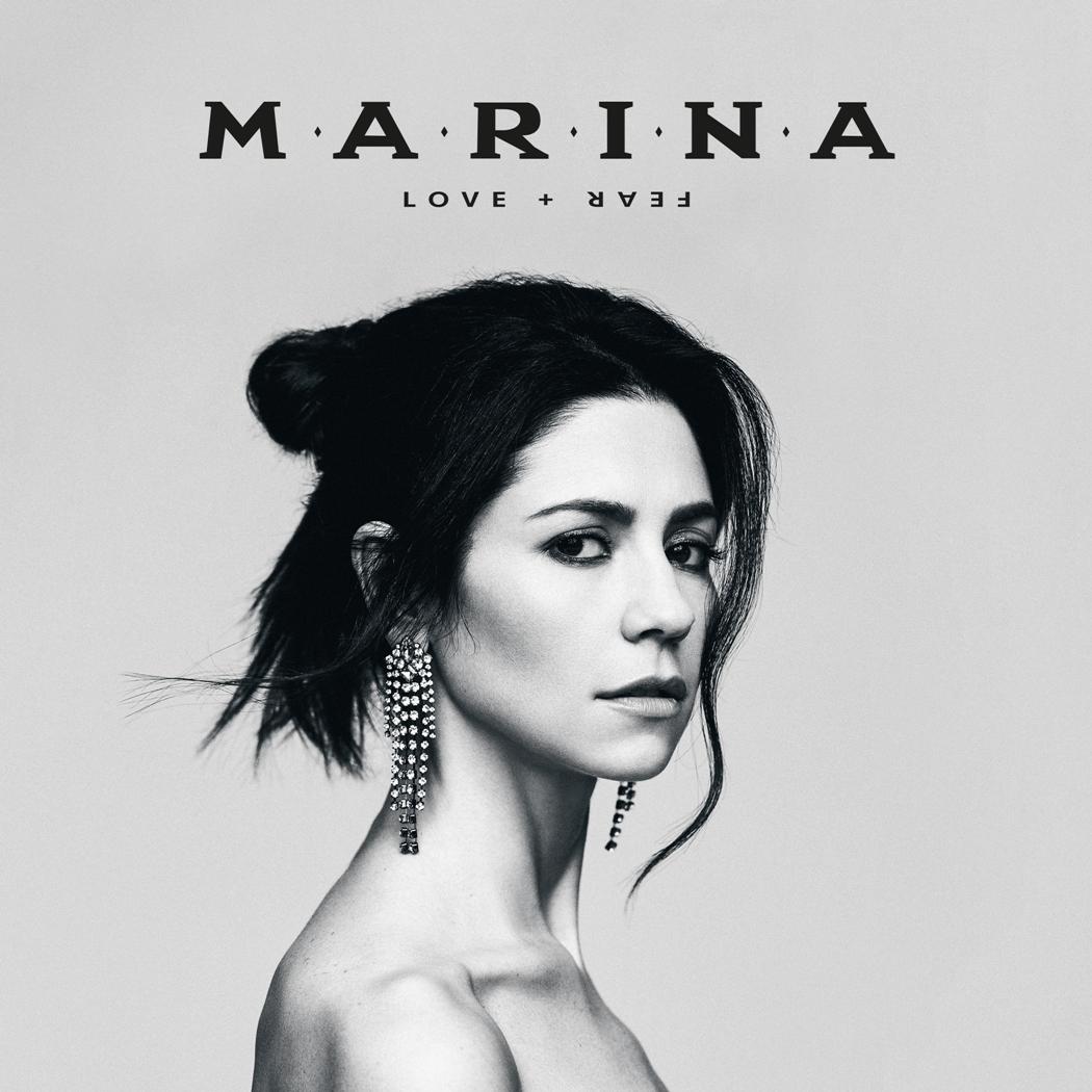 """MARINA """"LOVE+FEAR"""