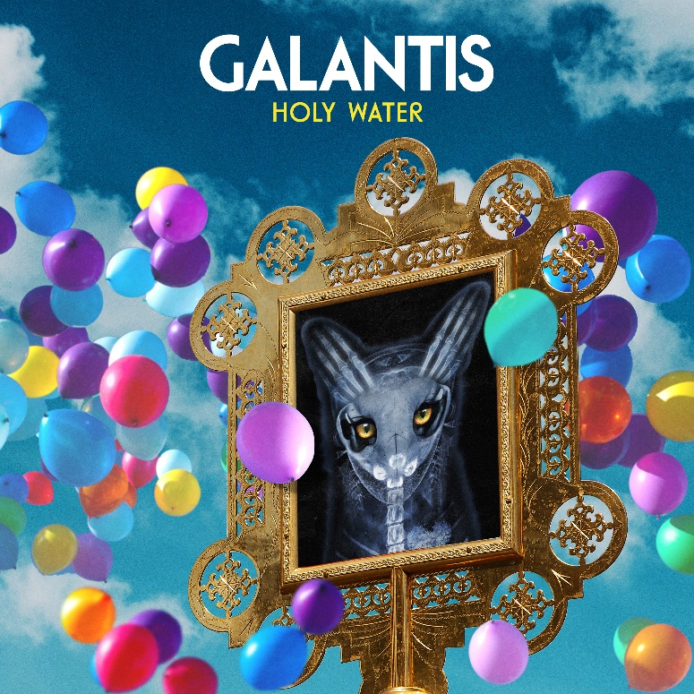 Galantis - Holy Water [Official Music Video]
