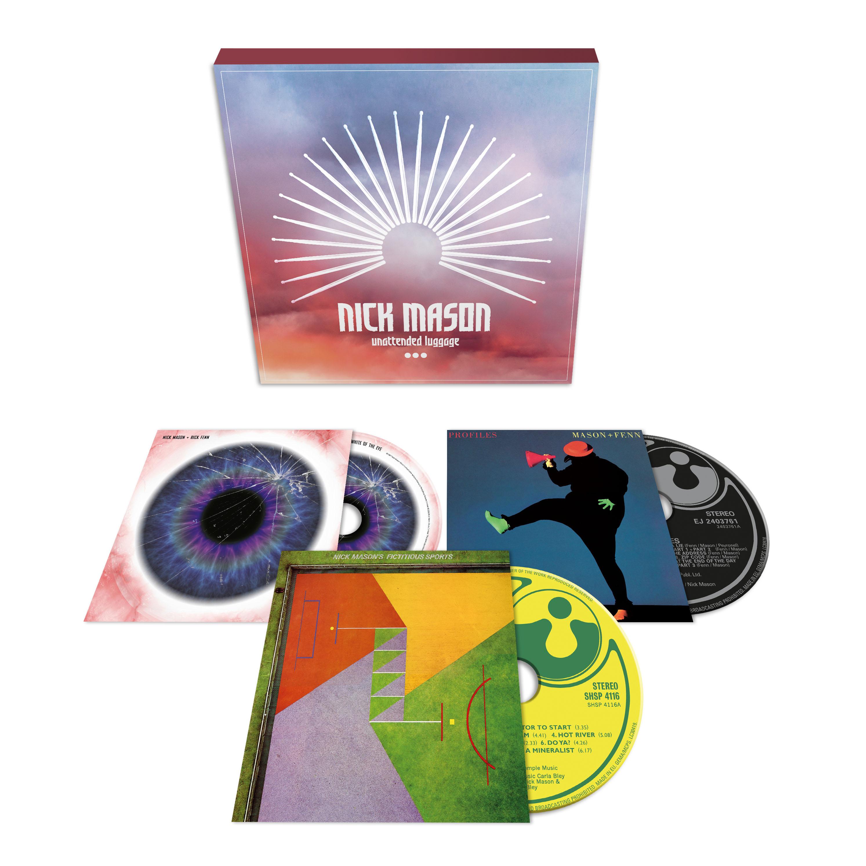 Nick Mason -