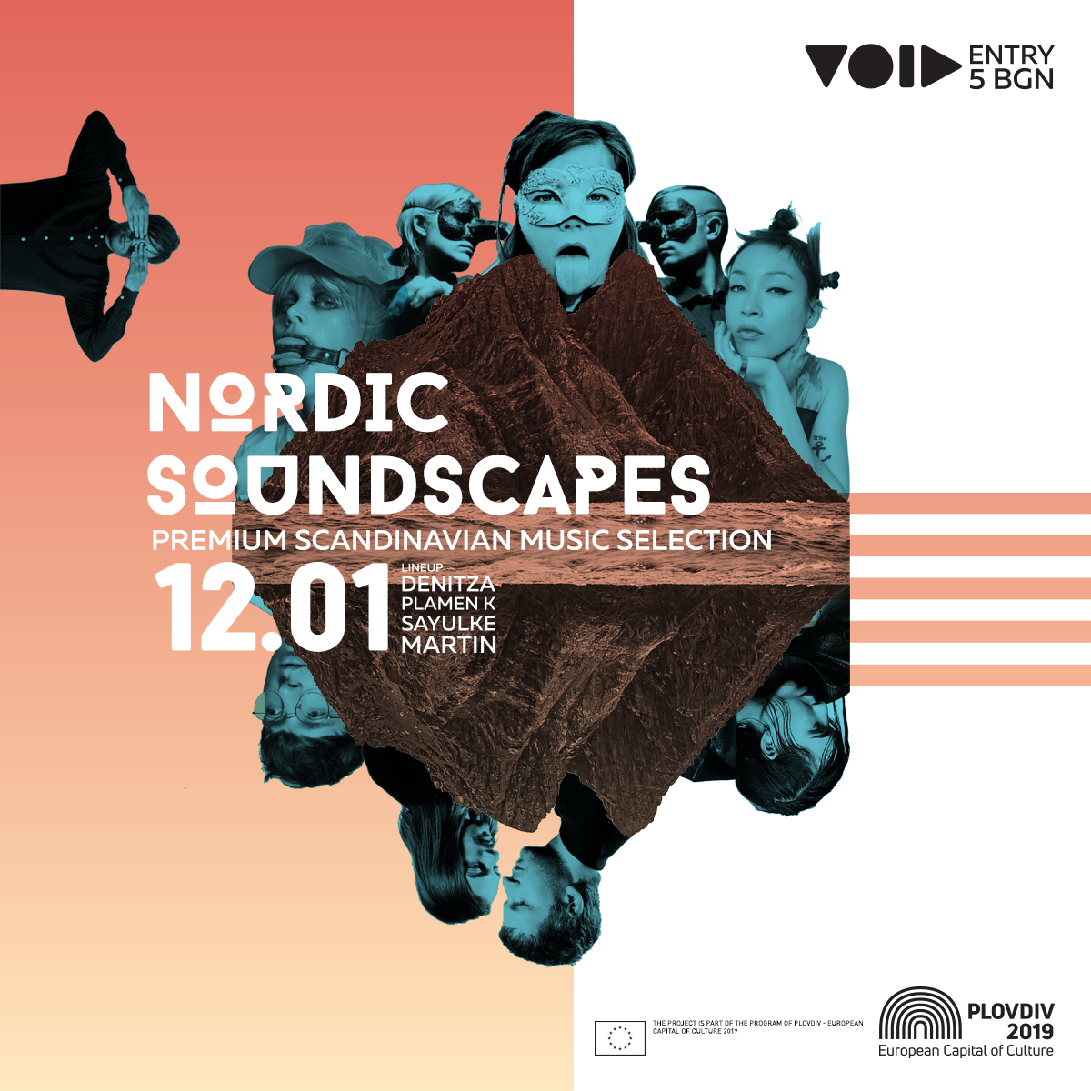 Nordic Soundscapes - Plovdiv 2019