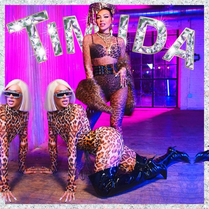 Pabllo Vittar, Thalia - Tímida (Official Music Video)