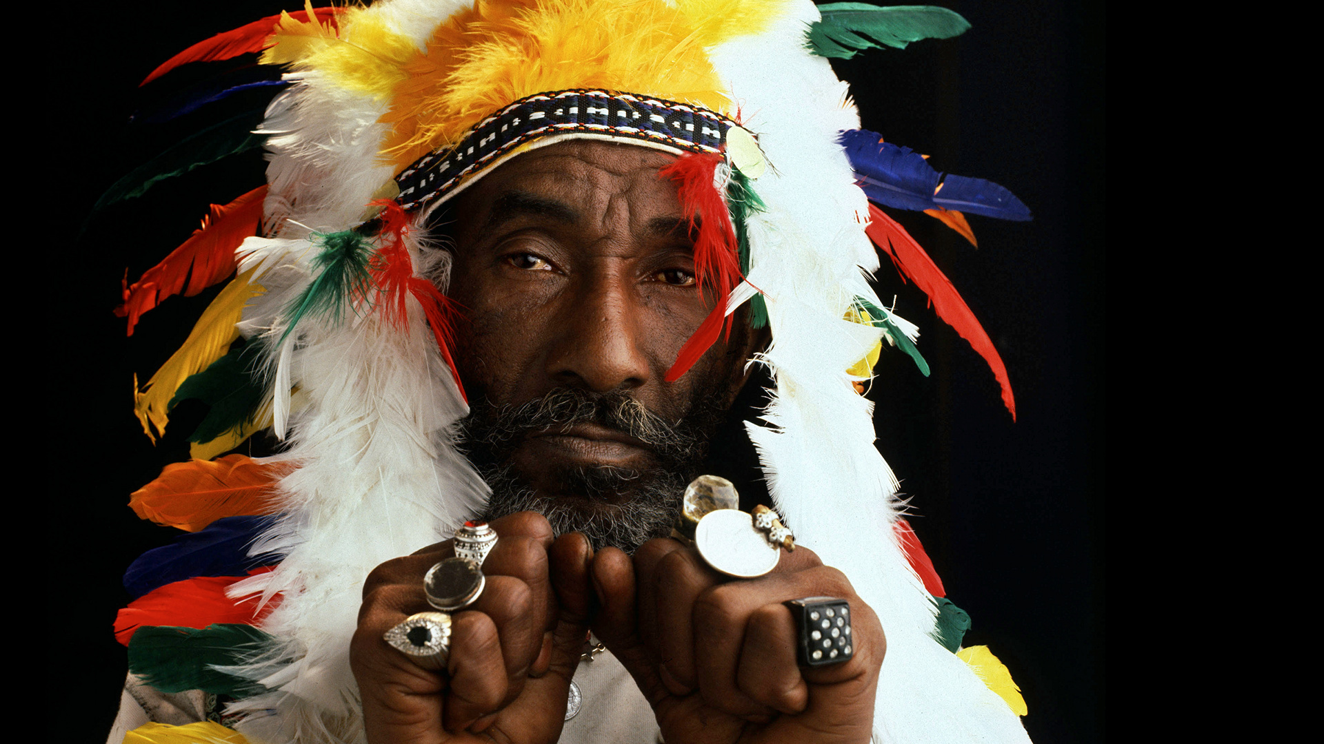 """Lee """"Scratch"""" Perry and Mad Professor in Sofia Live Club"""