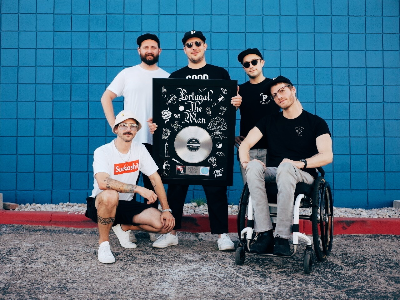 "Portugal. The Man's ""Feel It Still"" Ranks As Hot AC Radio's Most Added Song"