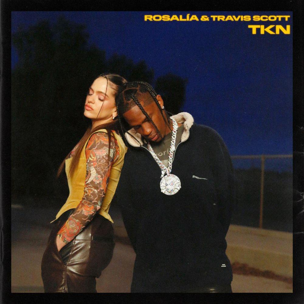 ROSALÍA & Travis Scott - TKN (Official Video)