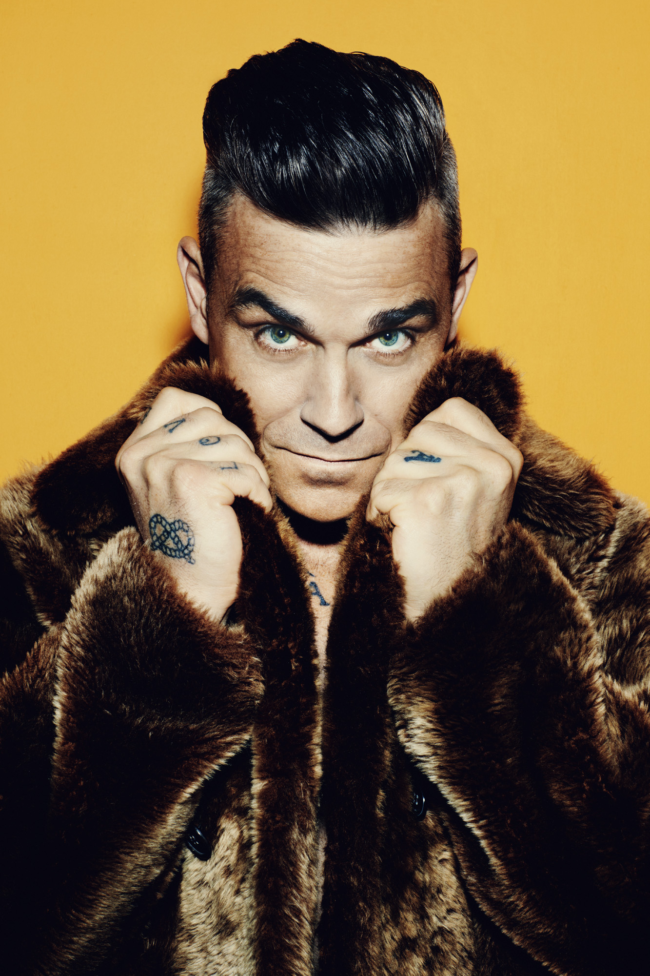 Robbie Williams | World Cup Opening Ceremony Announcement