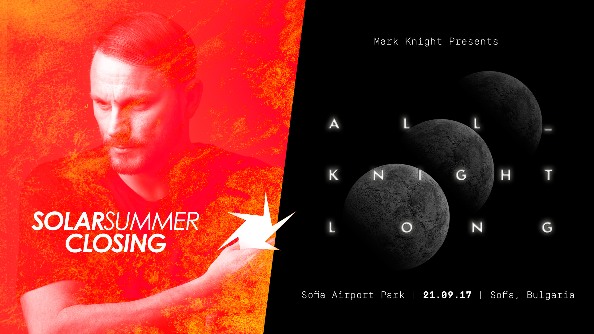 SOLAR Summer Closing Party with Mark Knight