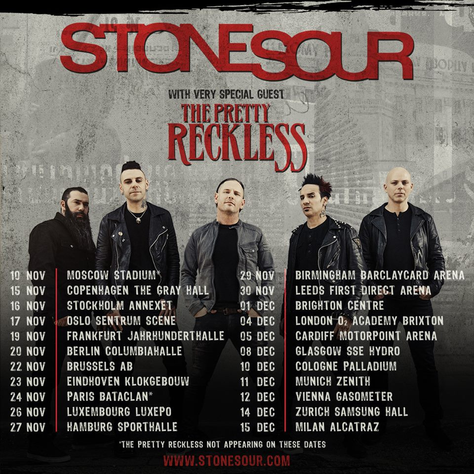 "STONE SOUR SHARE ""SONG #3"" OFFICIAL VIDEO"