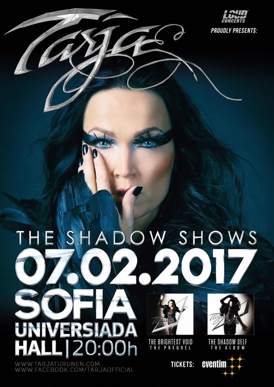 Tarja Turunen с концерт в София