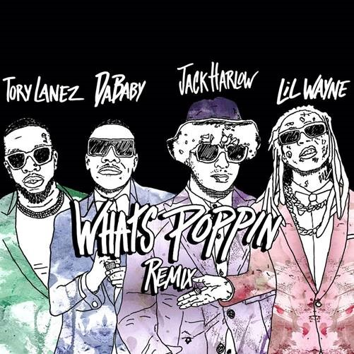 Jack Harlow - WHATS POPPIN (feat. DaBaby, Tory Lanez & Lil Wayne) [Official Visualizer]