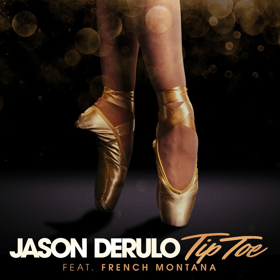 Jason Derulo Partners With Zumba for Official 'Tip Toe' Choreography