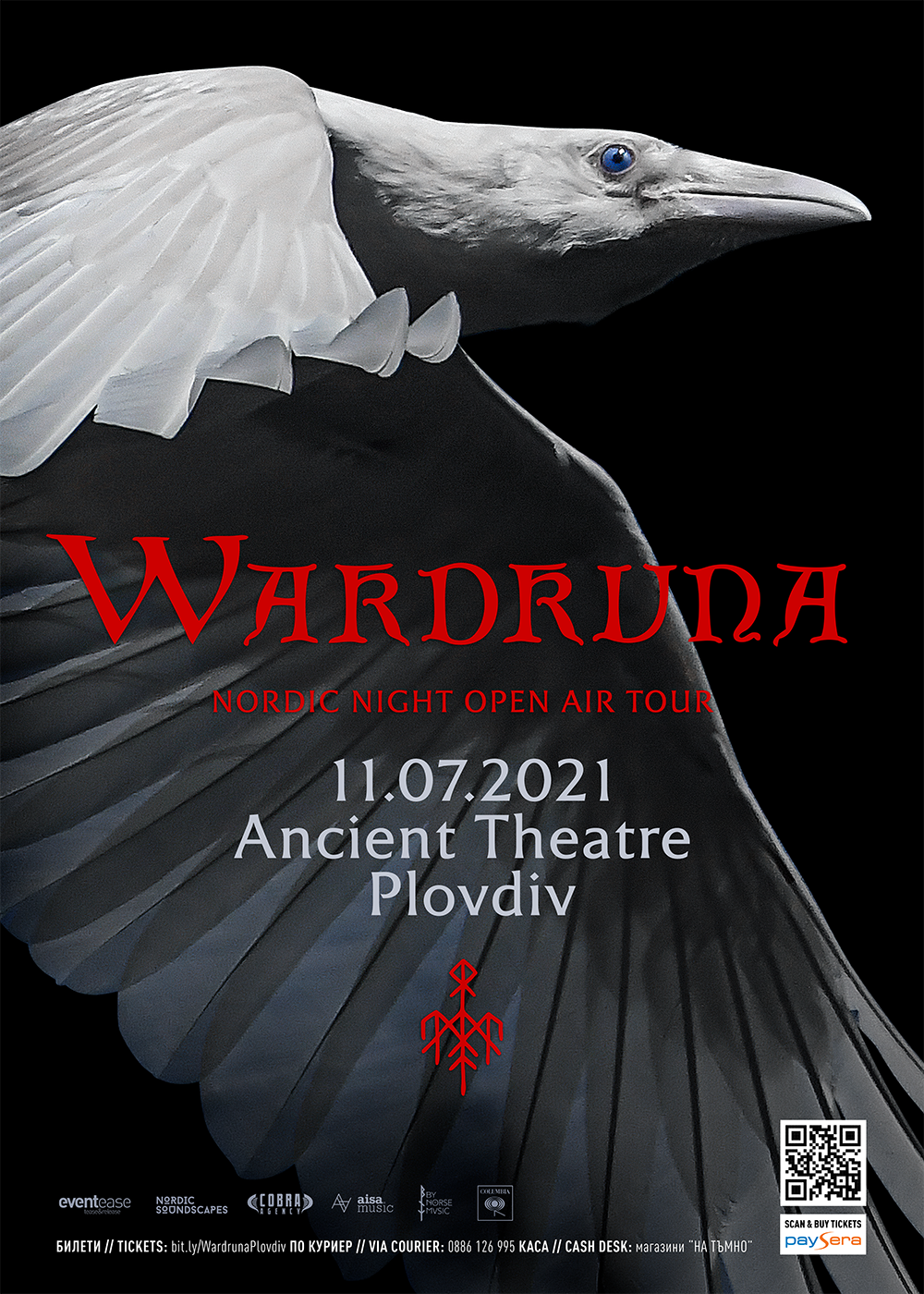 Wardruna live in Sofia