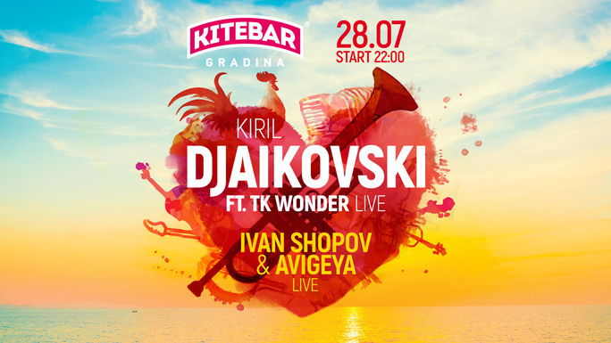 Kiril Djaikovski & TK Wonder
