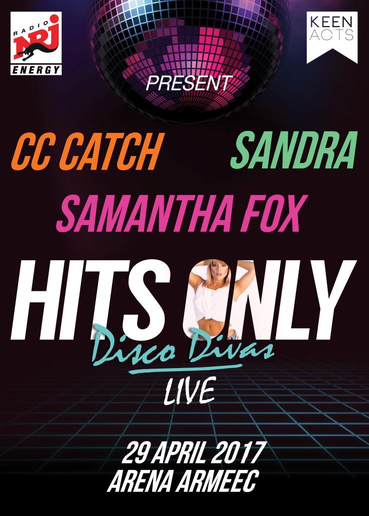CC Catch, Sandra, Samantha Fox