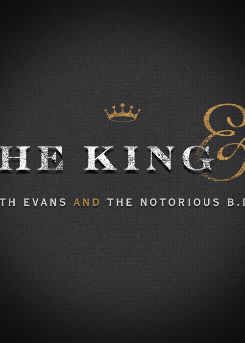 "Faith Evans - ""The King & I"""