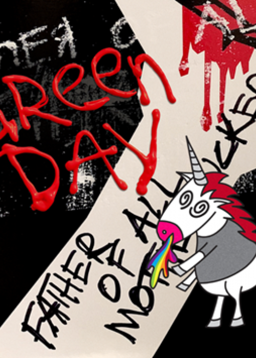 """Green Day - """"Father Of All"""""""
