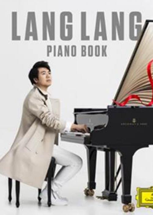 LANG LANG  - 'PIANO BOOK'