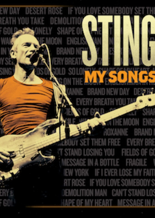 "Sting - ""My Songs"""