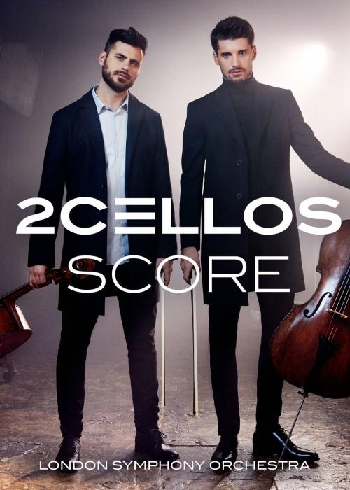 "2Cellos - ""Score"""
