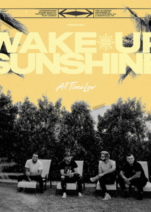 "ALL TIME LOW - ""Wake Up, Sunshine"""