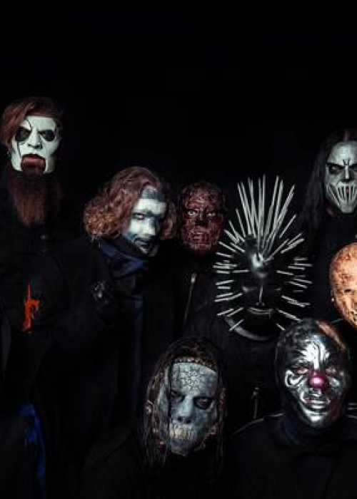 "SLIPKNOT - ""WE ARE NOT YOUR KIND"""
