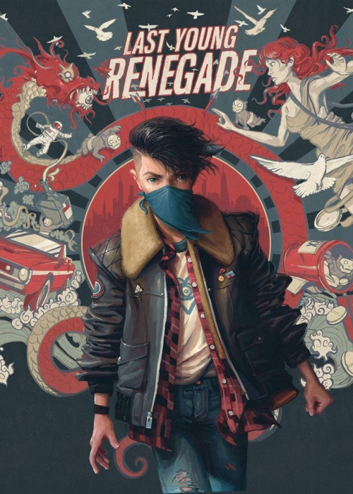 "All Time Low - ""Last Young Renegade"""