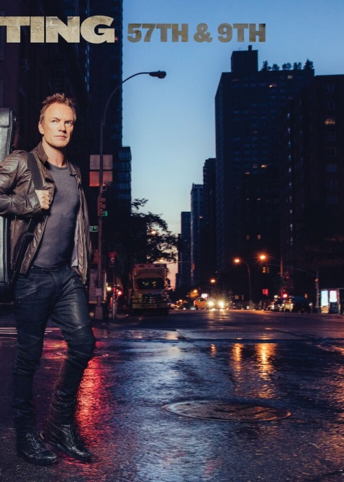 "Sting - ""57th & 9th"""