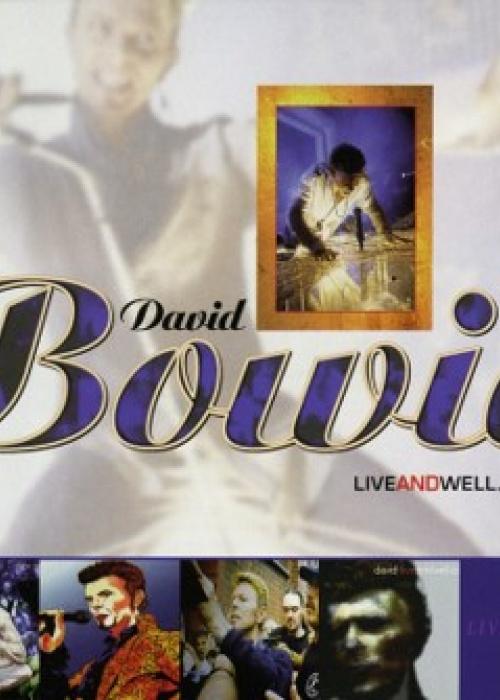 David Bowie -'LIVEANDWELL.COM'