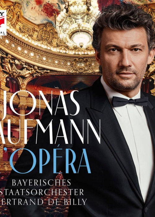 """Jonas Kaufman - """"L'Opéra"""""""