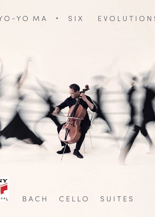 "YO-YO MA – ""SIX EVOLUTIONS – BACH: CELLO SUITES"""