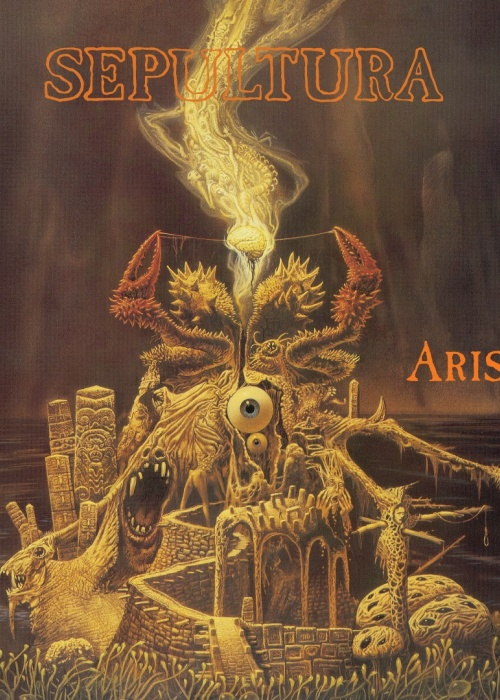 """Sepultura - """"ARISE: EXPANDED EDITION"""""""