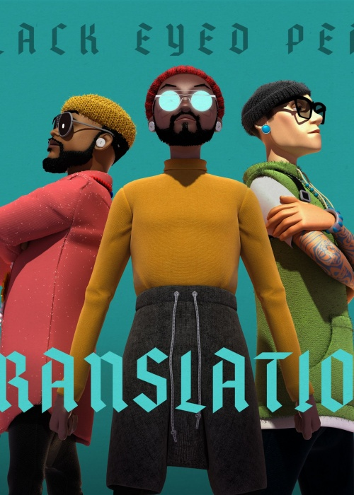 "BLACK EYED PEAS - ""TRANSLATION"""